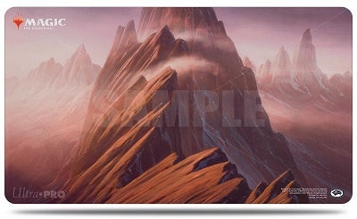 Ultra Pro Unstable Playmat: Mountain