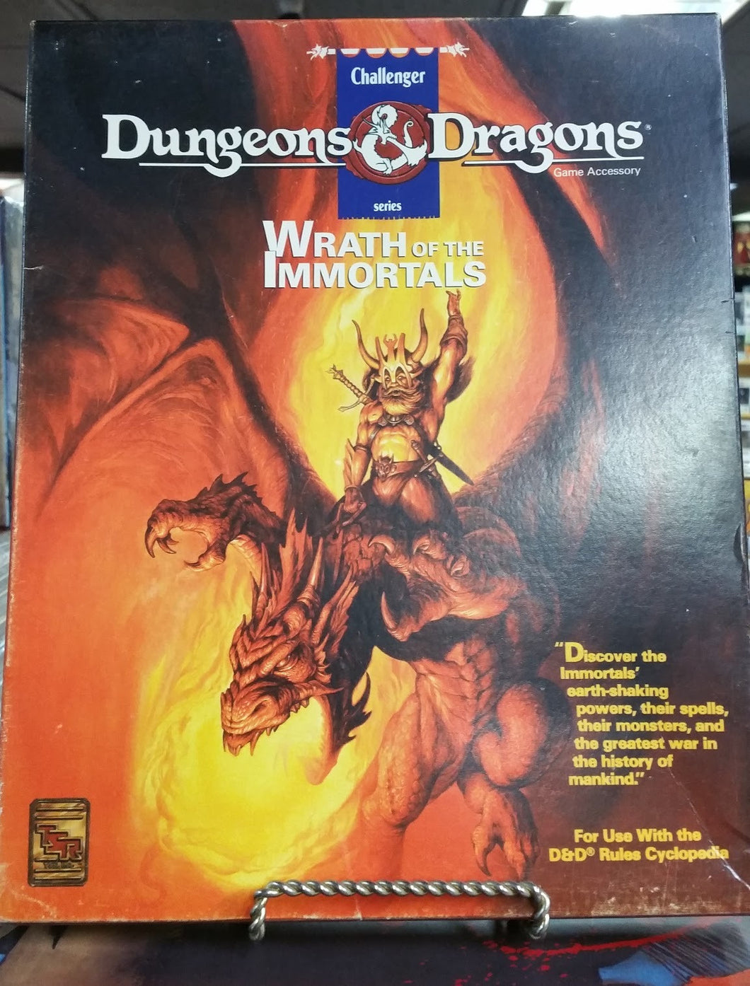 Dungeons & Dragons - Wrath of the Immortals