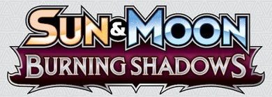 Pokemon SM3 Burning Shadows Booster Box