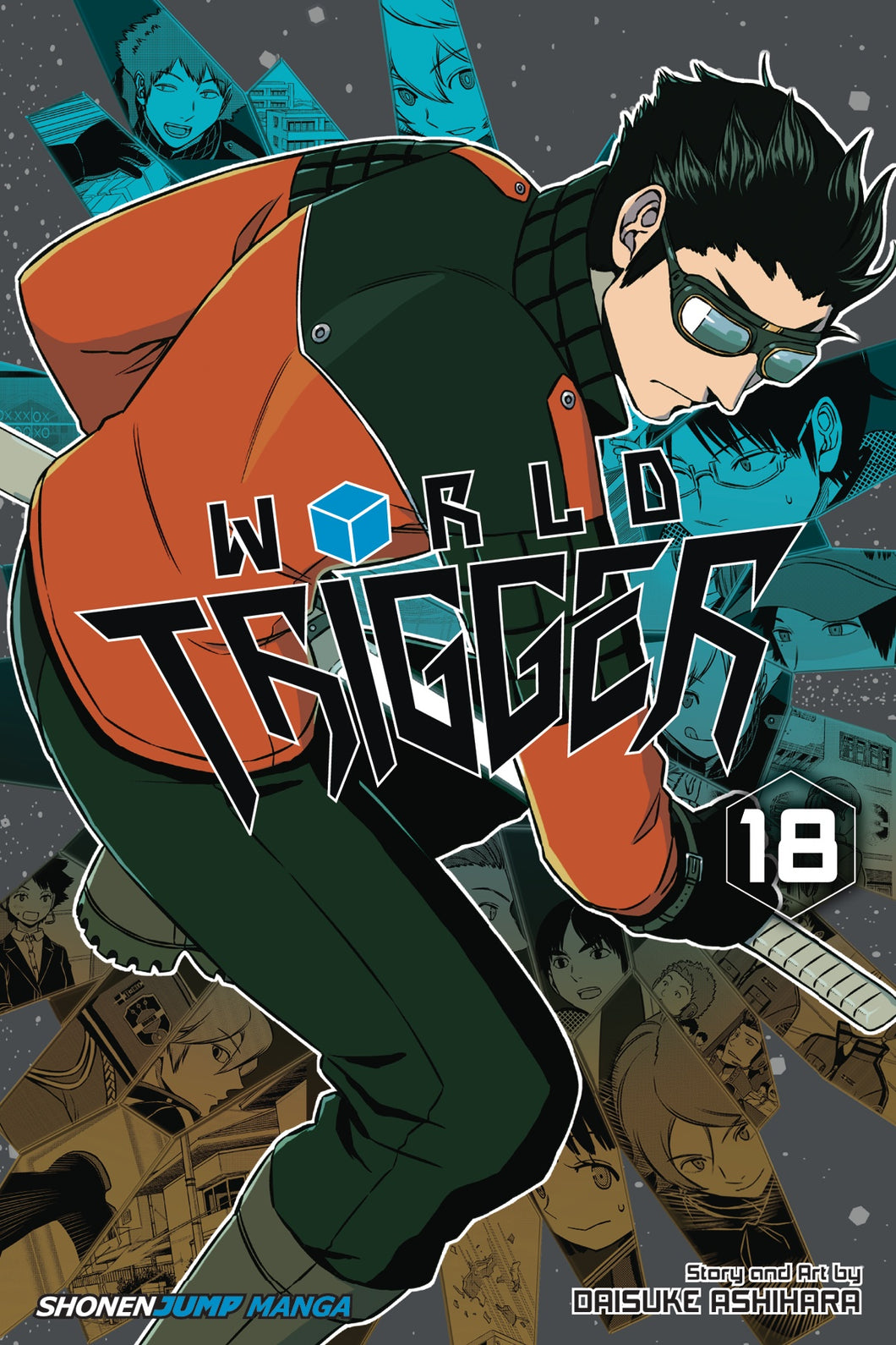 World Trigger GN Vol 18