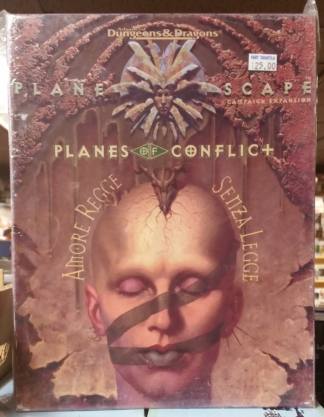 AD&D Planescape - Planes of Conflict