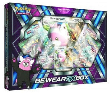Pokemon Bewear GX Box