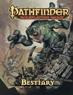 Pathfinder: Bestiary Soft Cover