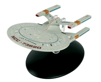 Star Trek Starships Fig Mag #108 Uss Awahnee Cheyenne Class