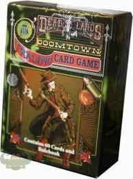 Doomtown: Agency Starter Deck