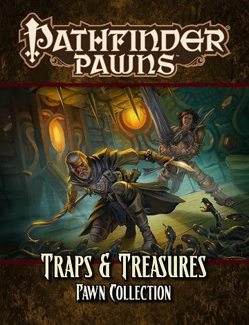 Pathfinder Pawns: Traps & Treasures