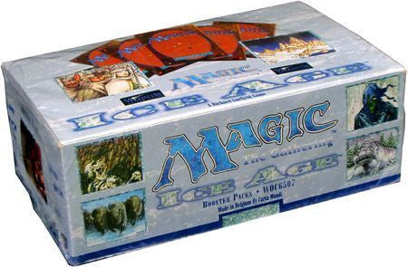 MTG Ice Age Booster Box