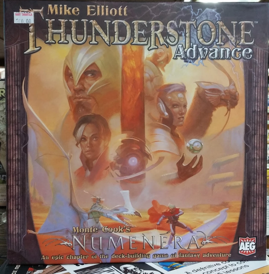 Thunderstone Advance - Core Game + Expansion