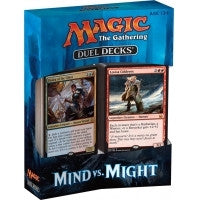 MTG Duel Decks - Mind vs. Might