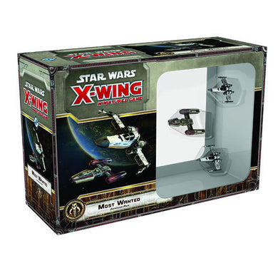 Star Wars X-Wing: Most Wanted