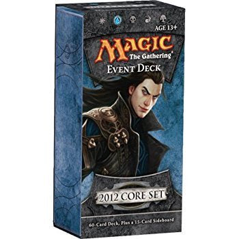 MTG 2012 Core Set Event Deck: Illusionary Might