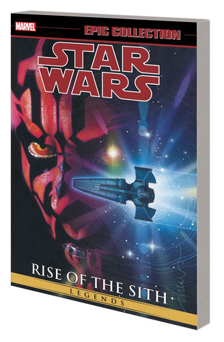 Star Wars Legends Epic Collection TP Vol 02 Rise Sith