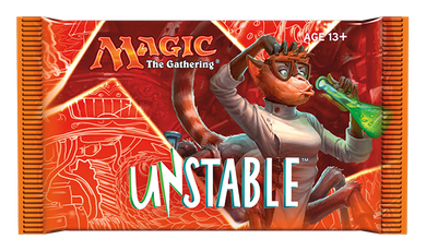 MTG Unstable Booster Pack