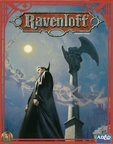 AD&D Ravenloft Boxed Set [Red] - Pre-owned