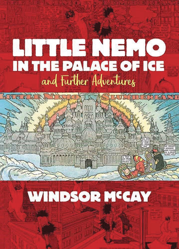 Little Nemo In Palace Of Ice & Further Adventures HC