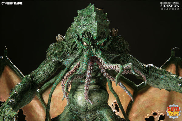 Nightmares - Cthullu Limited Edition Resin Statue
