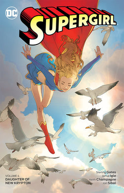 Supergirl TP Vol 04