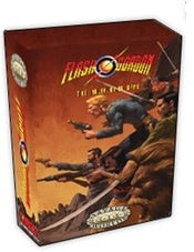SAVAGE WORLD OF FLASH GORDON COLLECTOR'S BOX (August 2018)