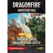 D&D Board Game: Dragonfire - Shadows Over Dragonspear Castle