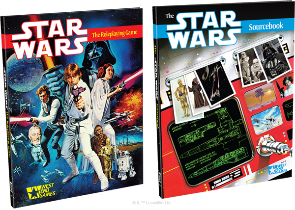 Star Wars: The Role Playing 30th Anniversary [Pre-Order 12/17]