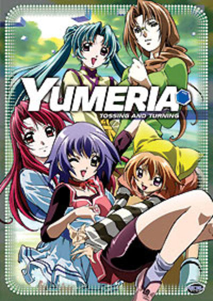 Yumeria 2: Tossing and Turning DVD