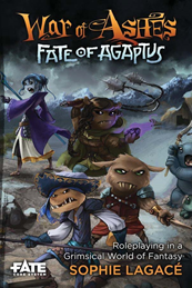 FATE: War of Ashes Fate of Agapus