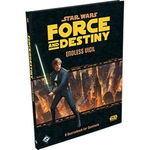 Star Wars RPG Force and Destiny: Endless Vigil