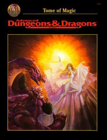 Tome of Magic (Advanced Dungeons & Dragons 2nd Edition)