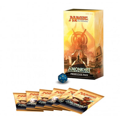 MTG Amonkhet Prerelease Kit