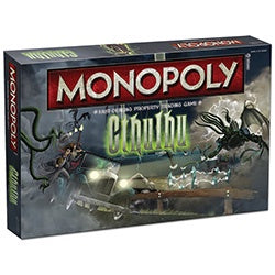 Monopoly: Cthulhu Edition