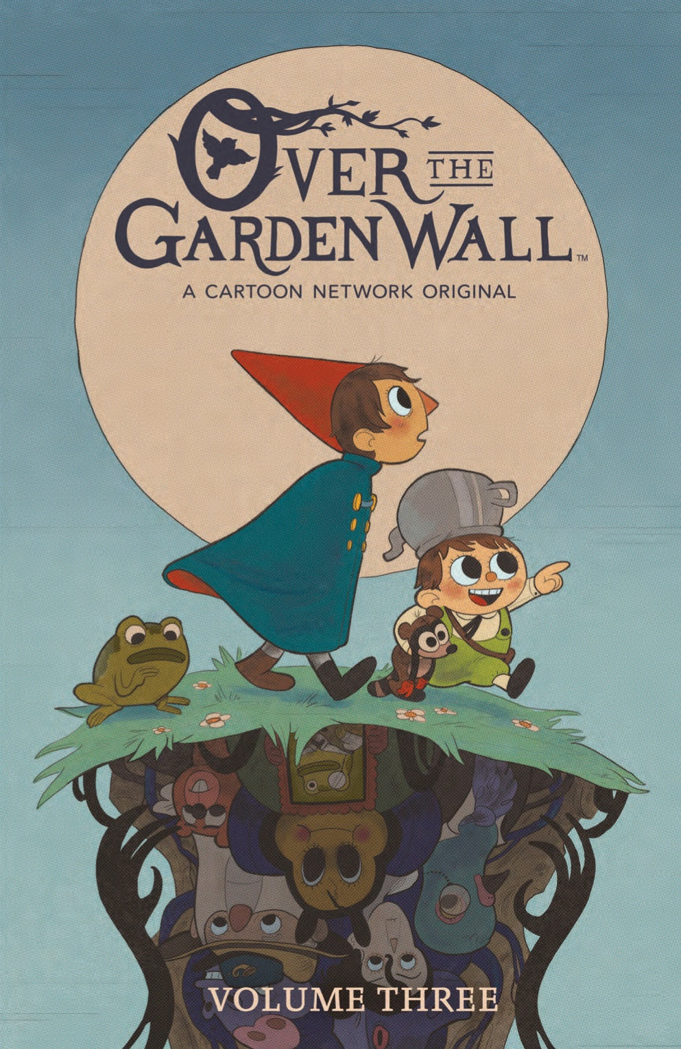 Over Garden Wall Ongoing TP Vol 03