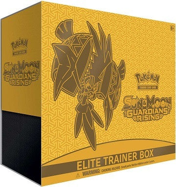 Pokemon SM2 Guardians Rising Elite Trainer Box