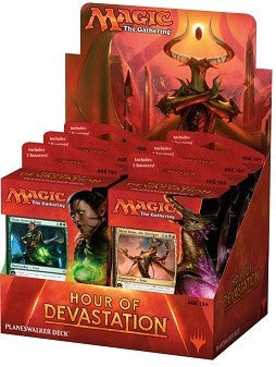 MTG Hour of Devastation Planeswalker Deck