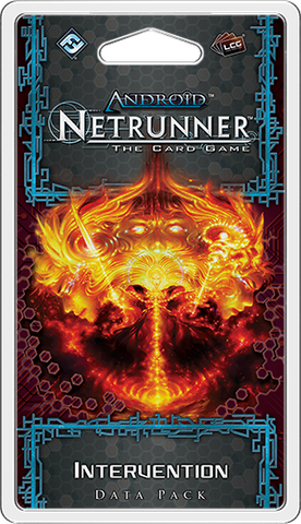 Netrunner LCG Intervention