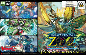 CFV: The Awakening Zoo Booster Box