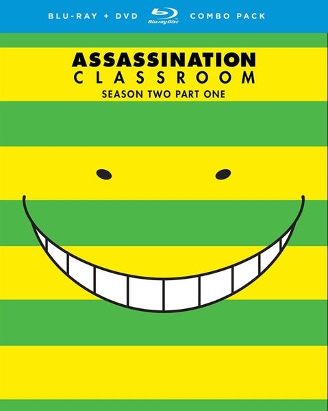 Assasination Classroom: Season Two Part One