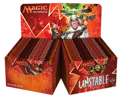 MTG Unstable Booster Box