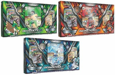 Pokemon GX Premium Collection