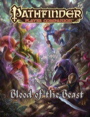 Pathfinder Player Companion Blood of the Beast
