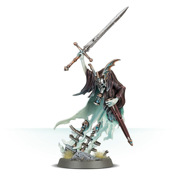 Age of Sigmar: Nighthaunt Keldrek Knight of Shrouds