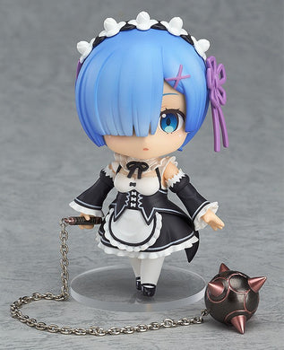 Re Zero Starting Life In Another World Rem Nendoroid