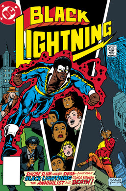 Black Lightning TP Vol 02