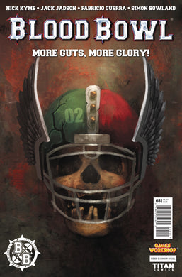 Blood Bowl More Guts More Glory #3