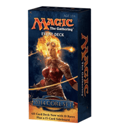 MTG Core 2014 Event Deck: Rush of the Wild