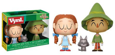 Funko Vynl Dorothy and Toto & the Scarecrow