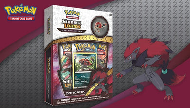 Pokemon Shining Legends Pin Collection: Zoroark