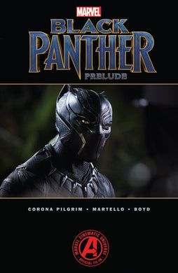 Marvels Black Panther Prelude TP