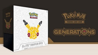 Pokemon 20th Anniversary Elite Trainer Box