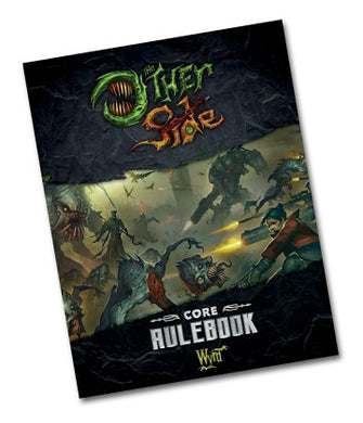 The Other Side Core Rulebook [Pre-Order 03/15/18]