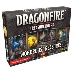 D&D Board Game: Dragonfire - Wondrous Treasures